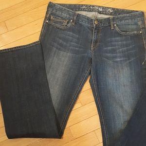 Ladies Jeans Express W36r8L33